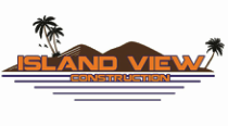 Island View Construction Logo